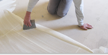 Plancher construction modulaire