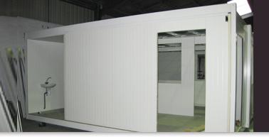 Bardage construction modulaire