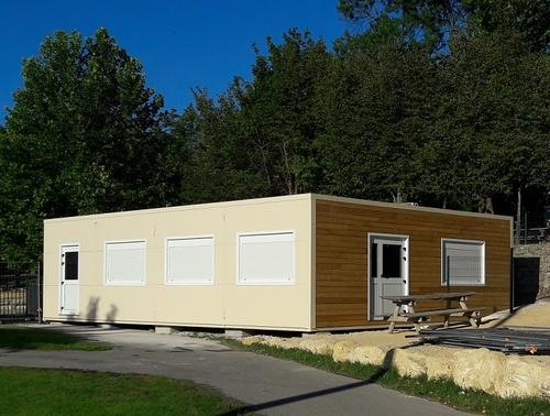 Constructeur bâtiment modulaire