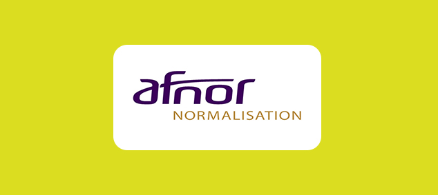 Logo AFNOR Normalisation