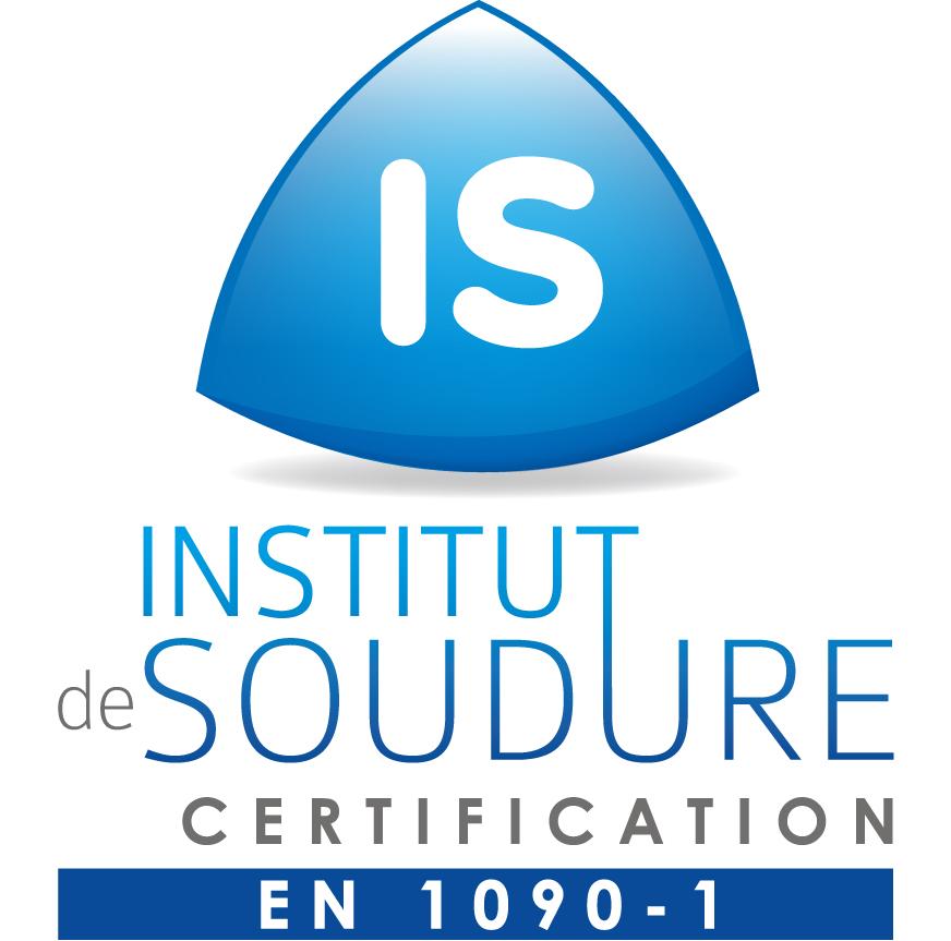 Certification EN 1090-1