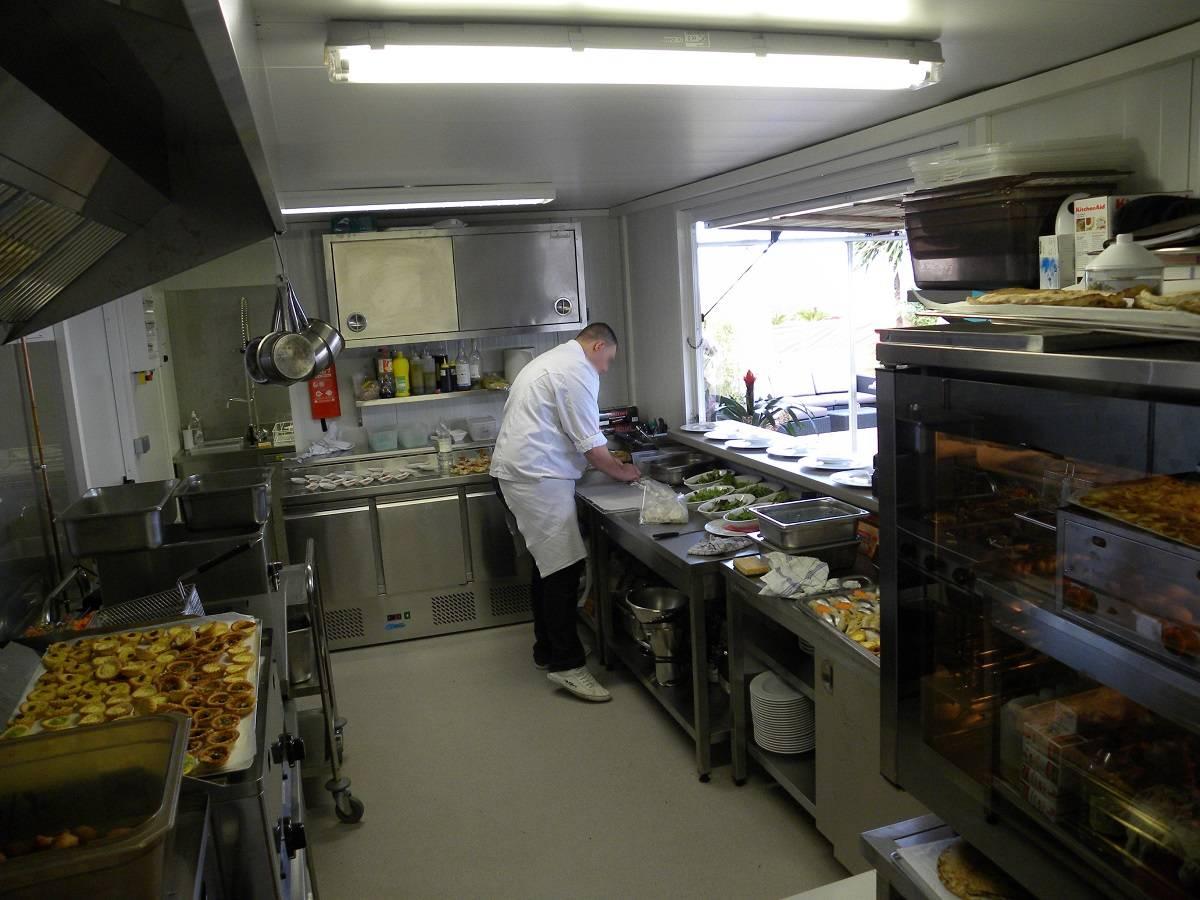 Amenagement Cuisine Professionnelle Equipement Pour La Restauration