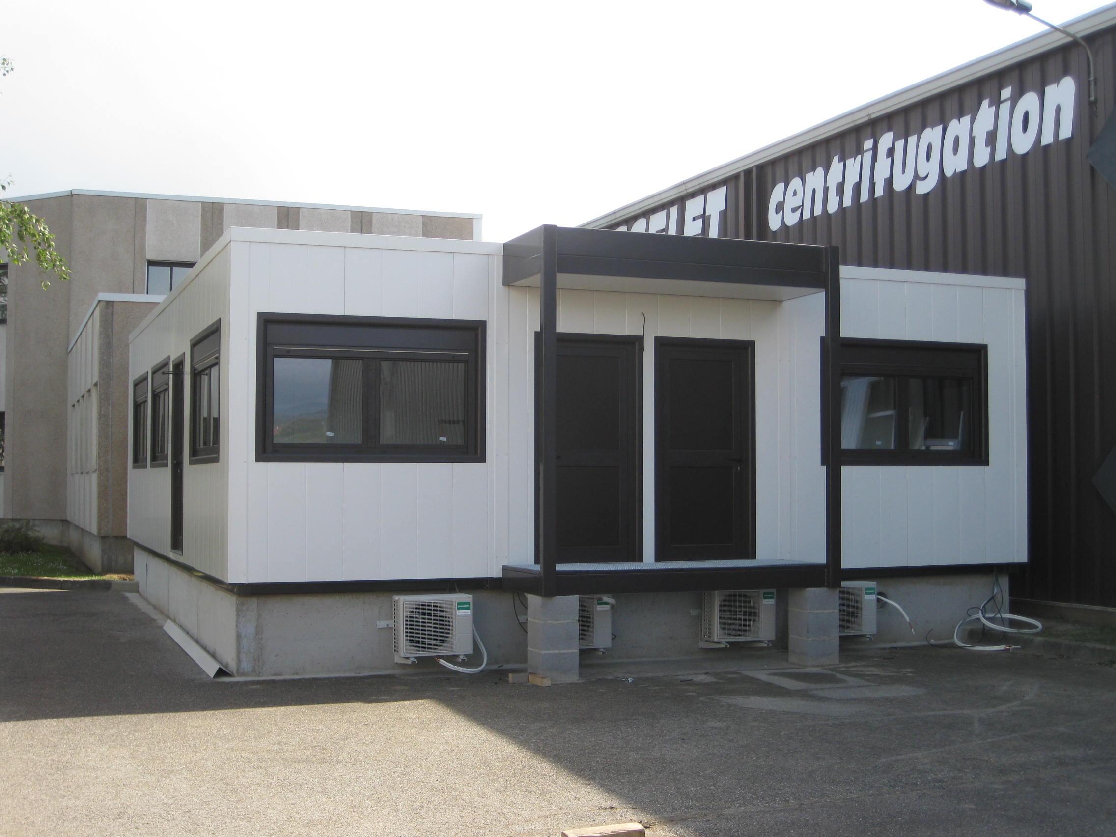construction d 39 un b timent modulaire rt2012 On criteres rt2012 batiment artisanat