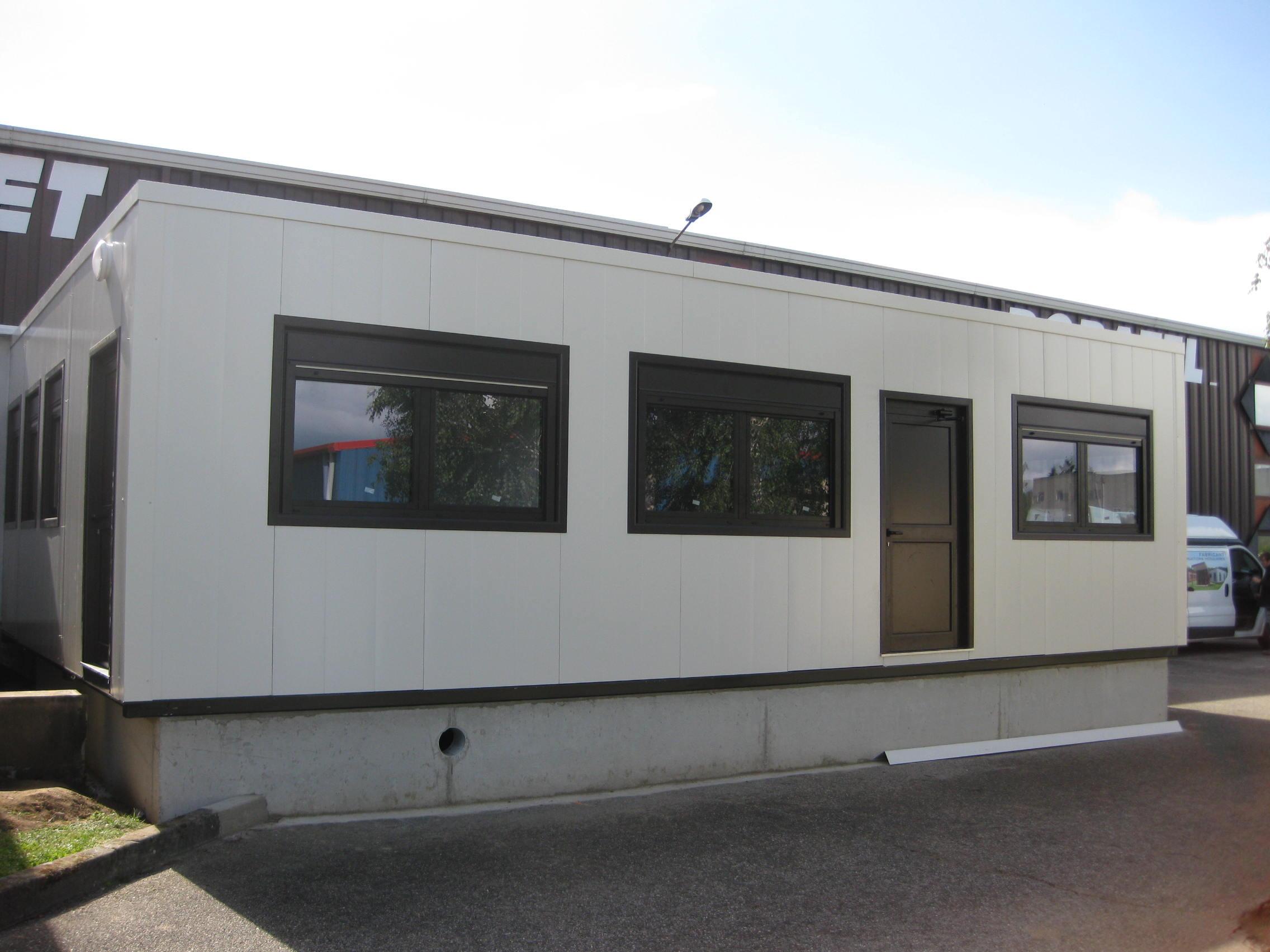 construction d 39 un b timent modulaire rt2012. Black Bedroom Furniture Sets. Home Design Ideas