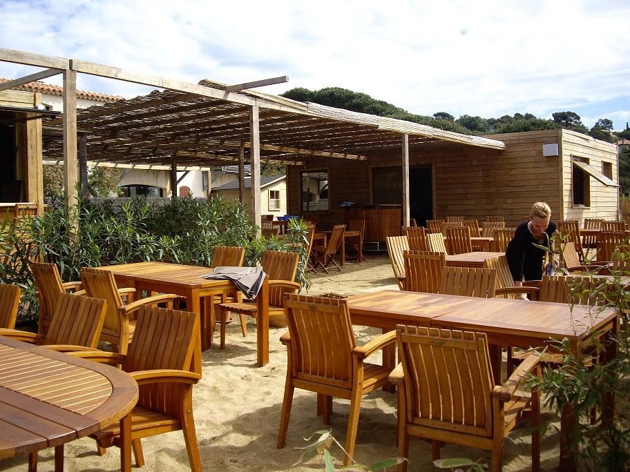Construction modulaire en bois pour un snack de plage ~ Construction Modulaire Bois