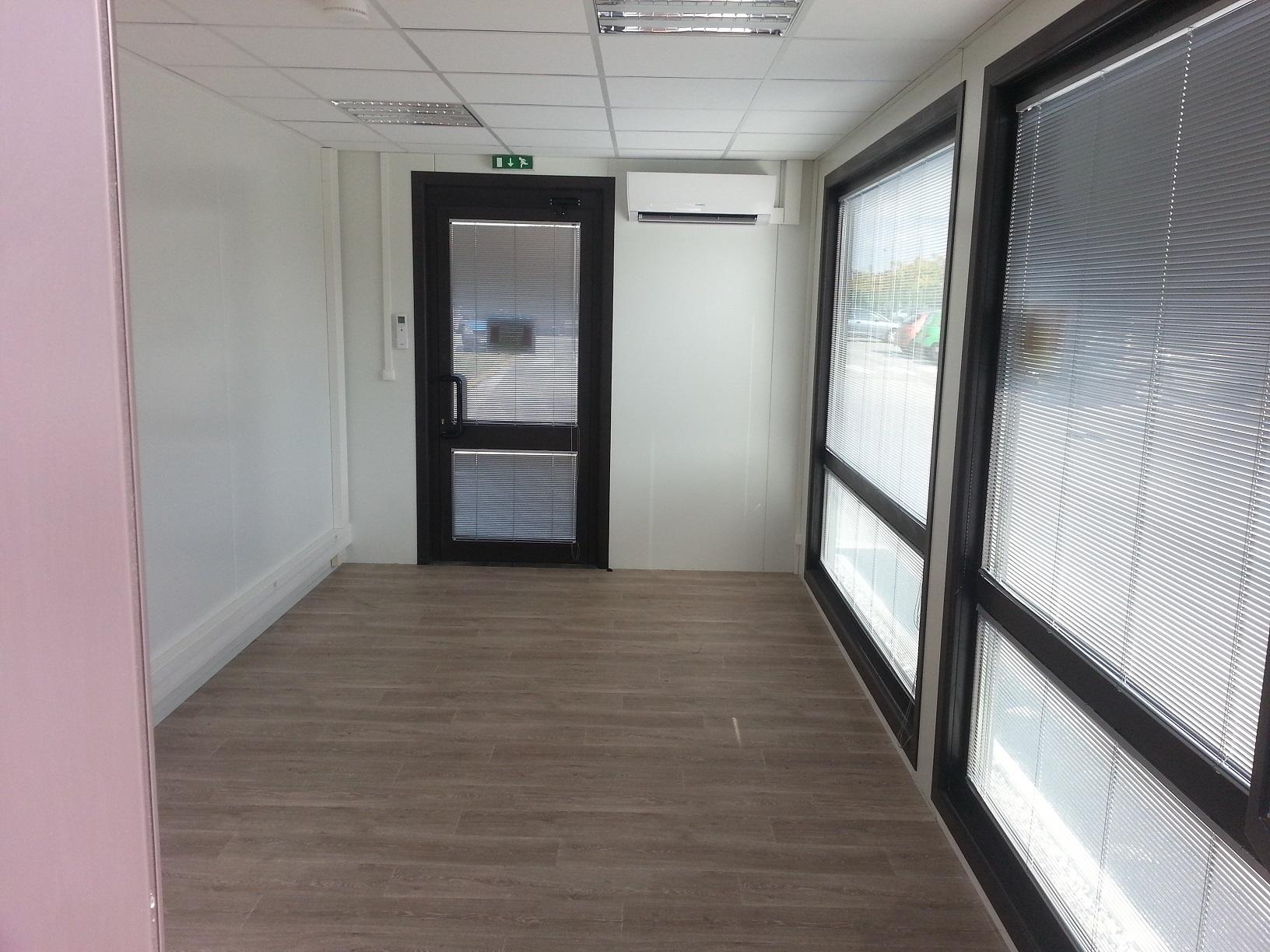 Conciergerie modulaire installée chez EDF