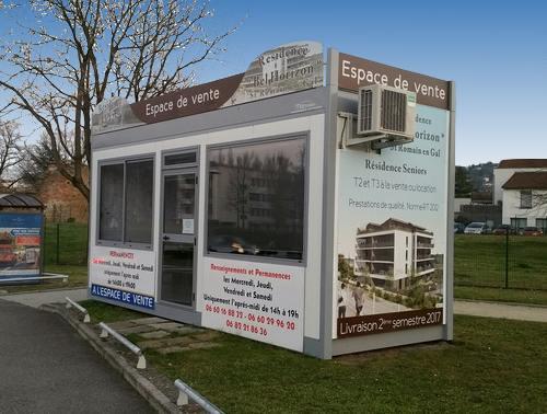 Bureau de vente de programme immobilier neuf en rh ne alpes - Bureau de vente immobilier ...