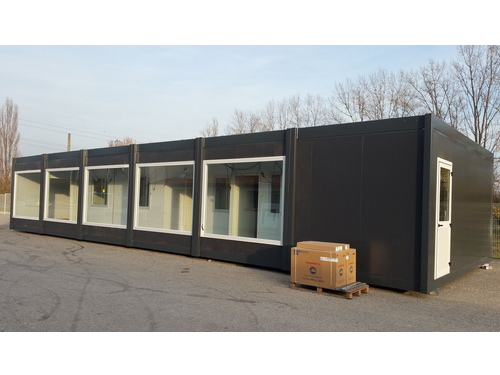 bureau modulaire votre bureau pr fabriqu 100. Black Bedroom Furniture Sets. Home Design Ideas