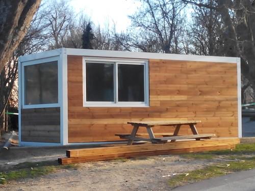 guichet modulaire pour l ouverture d un parc accrobranche en paca. Black Bedroom Furniture Sets. Home Design Ideas