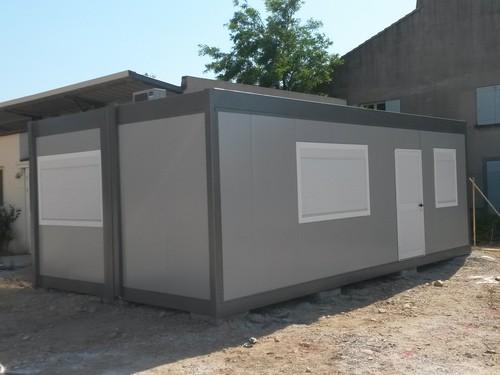 Foyer D Urgence Salon De Provence : R�alisation d un bureau modulaire en urgence � salon de
